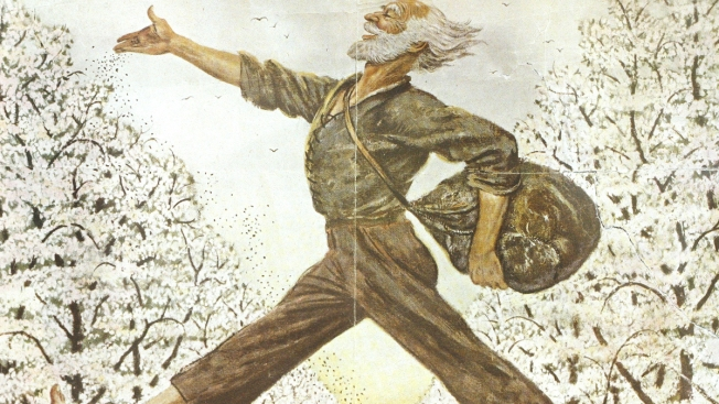 Exhibit on Real Johnny Appleseed Will Hit the Road