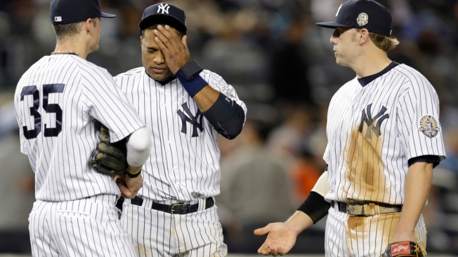 Yankees Miss Playoffs for 2nd Time in 19 Years