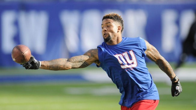 Manning Should Give Beckham a Chance to Break Single-game Receiving Mark