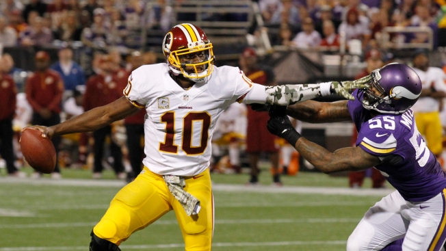 Giants Should Have Healthy Respect for RGIII
