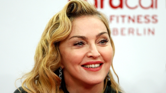 Madonna Does NYC Jury Duty, Briefly