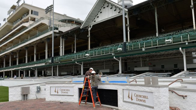 Kentucky Derby Gets Late Surprise Entry: 22 Horses Entered, Posts to Be Picked Wednesday