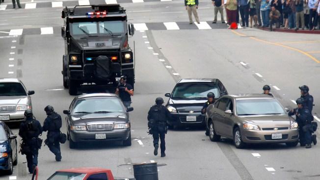 Obama Cracks Down on Military Equipment for Police