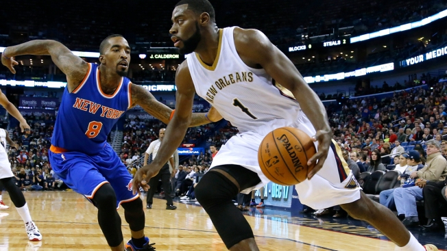 Knicks Left Reeling by Pelicans in 9th Straight Loss, 104-93