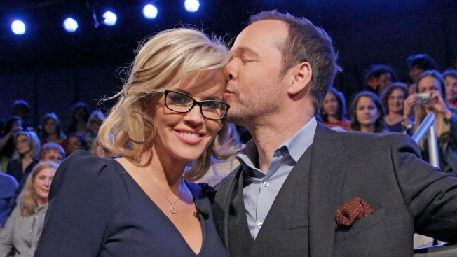 """Jenny McCarthy Announces Engagement on """"The View"""""""
