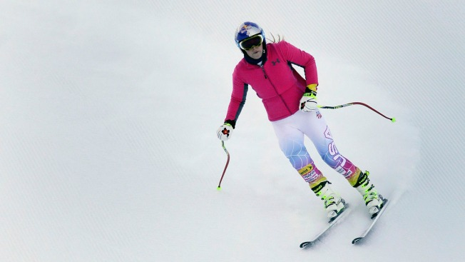 U.S. Ski Team: Vonn Cleared For Downhill Training