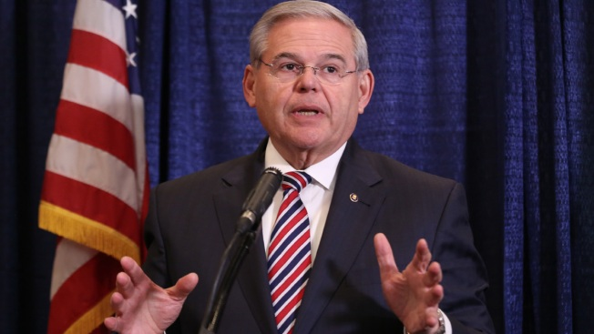 Menendez Lawyers Seek Materials From Corruption Probe