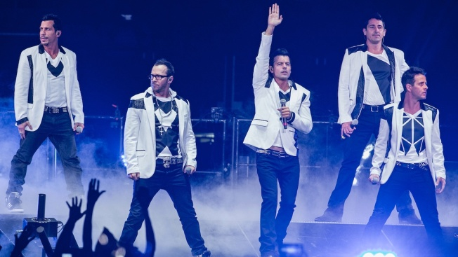 New Kids on the Block Announce 30th Anniversary Concerts in Las Vegas