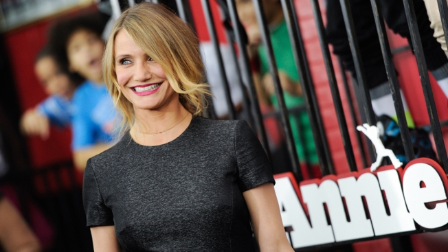 Cameron Diaz Says She Is 'Actually Retired' After All