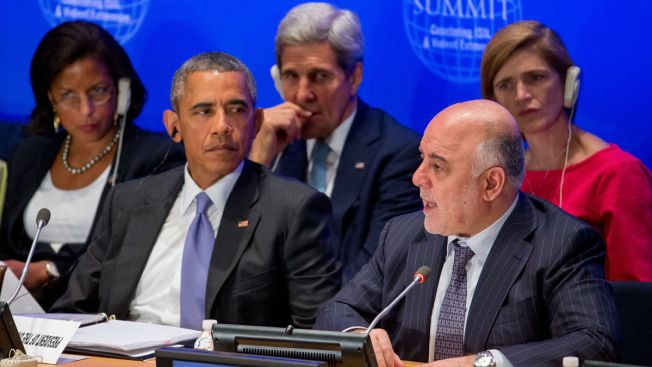 Obama, Iraqi Leader To Strategize on Fight To Reclaim ISIS Stronghold
