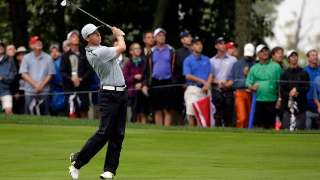 McIlroy Leads PGA By a Stroke; It Seems Like More