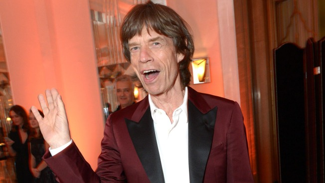 Daughter Says Mick Jagger to Be Great-Grandfather