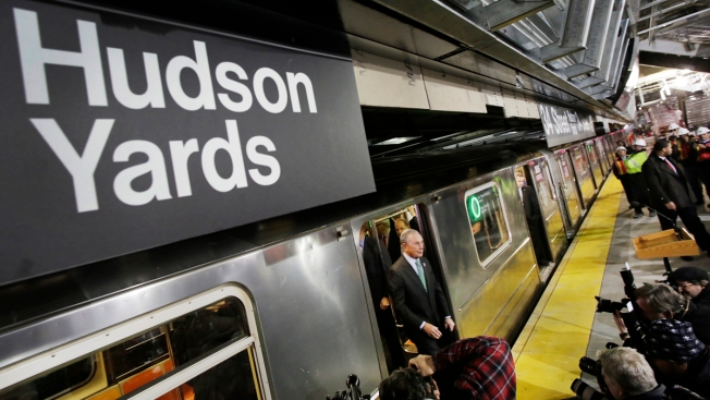 Hudson Yards Subway Extension to Open in September: MTA
