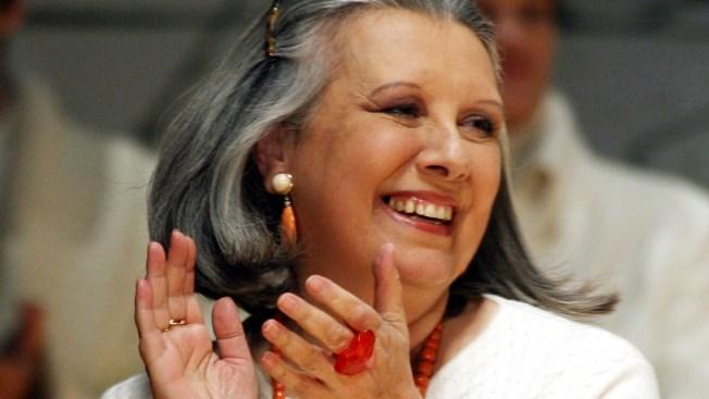 Designer Laura Biagiotti, Italy's 'Queen of Cashmere', is dead