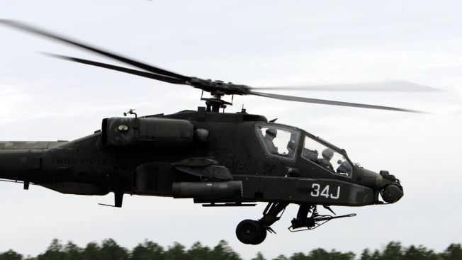 Two Dead in Army Helicopter Crash in California