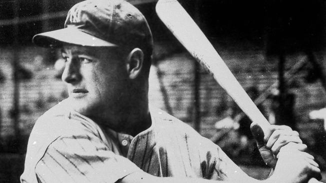Gehrig Bat From Last 2 Homers in Spring 1939 Up for Auction