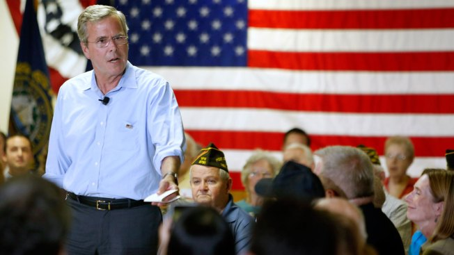 Jeb Bush: End Aid to Sanctuary Cities for Immigrants in U.S. Illegally