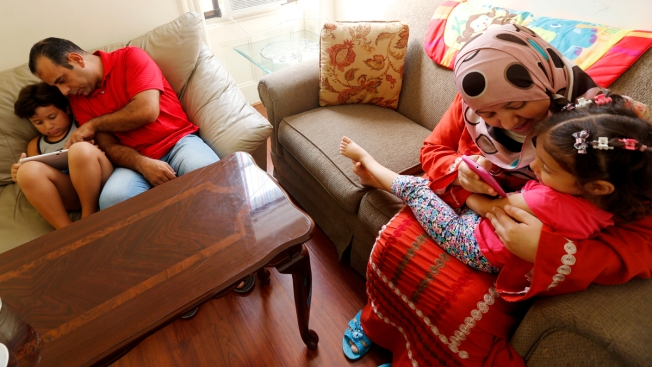Refugees in America: Syrian Family Rebuilds Life in Jersey City