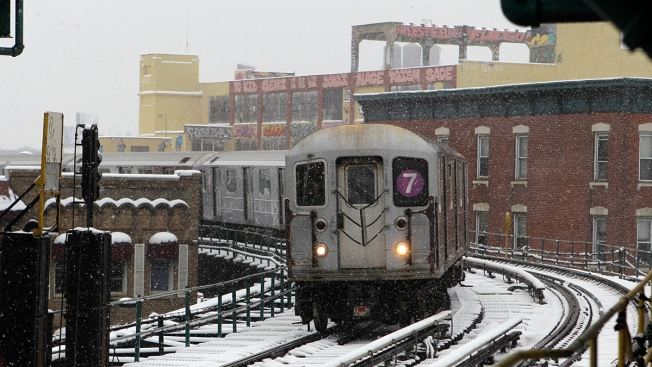 Get Real-Time Transit Updates Here as Winter Storm Batters Region