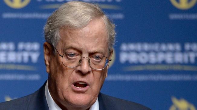 Koch Donor Retreat Convenes in Colorado Under Trump's Shadow