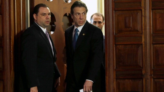 Gov. Cuomo's Ex-Aide Indicted in Federal Fraud Case