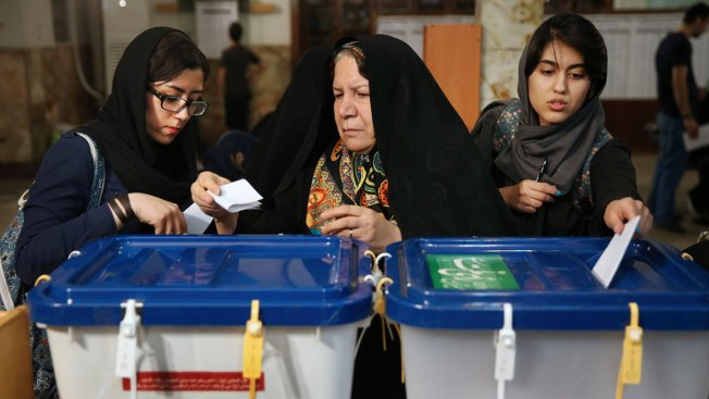 Iranians Vote in First Election Since Nuclear Deal With West