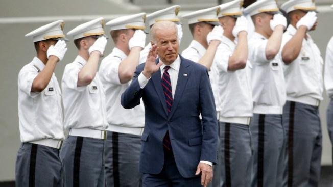 Biden Tells West Point Grads: Diversity Strengthens US Forces