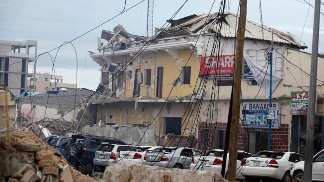 Islamic Militants Claim Deadly Attack on Somalia Hotel; 14 Killed