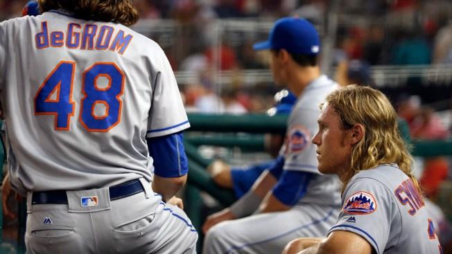 Mets Lose to Nationals 11-4 in Series Opener