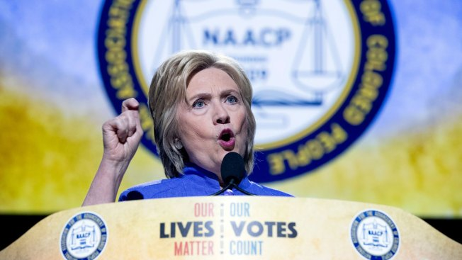 'This Madness Has to Stop': Clinton Condemns Killing of Baton Rouge Officers