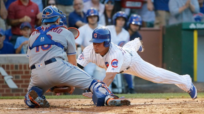 Mets Fall to Chicago Cubs, 5-1