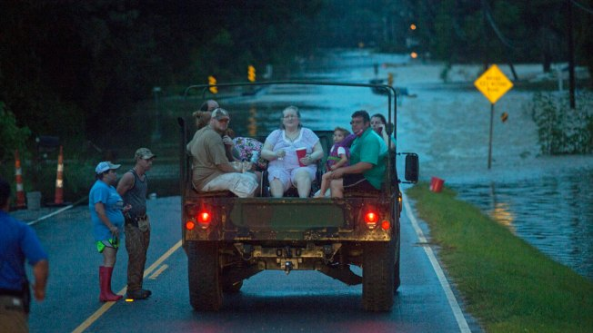 Ten Dead in 'Historic' Louisiana Flooding