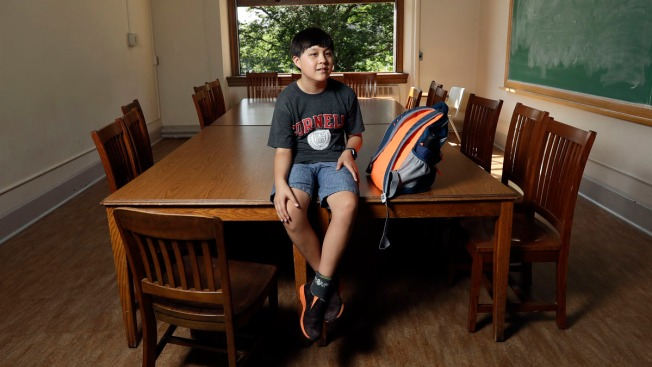 12-Year-Old New York Kid Is Cornell University's Youngest Freshman