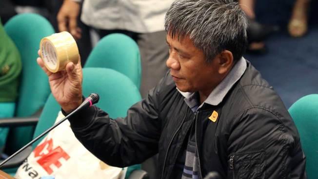 Philippine President Ordered 1,000 Killings, Witness Testifies