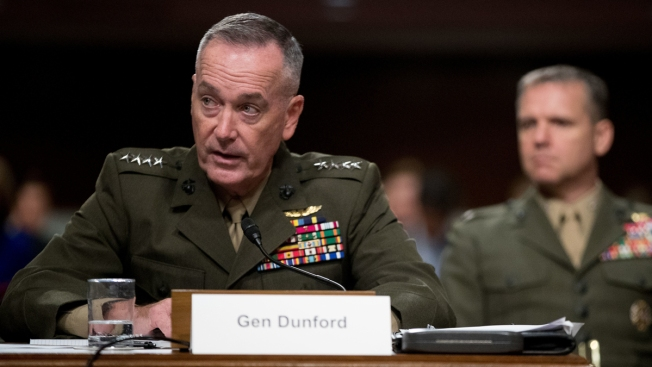 Upcoming US Counter-ISIS Plan Will Have Global Scope: Joint Chief's Chairman