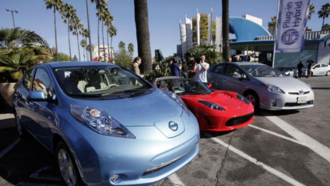 New York to Launch Electric Vehicle Rebate