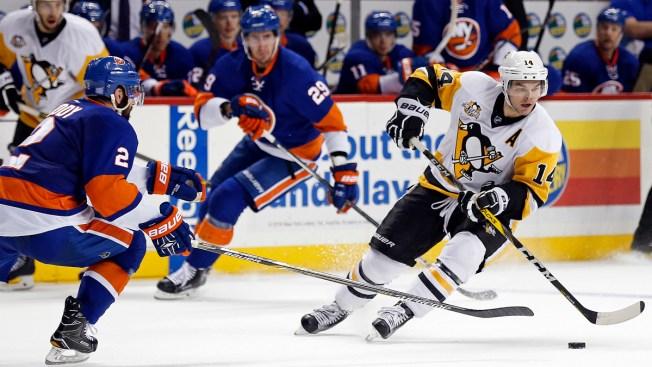 Islanders Fall to Penguins 3-2