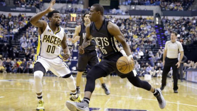 Nets Fall to Pacers 121-109