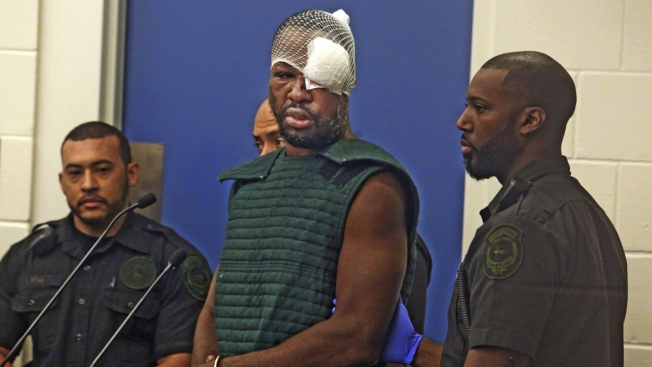 Suspected Orlando cop killer Markeith Loyd appears in court