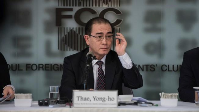 Defector: US Strike Would Trigger Automatic NK Retaliation