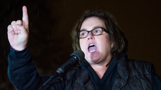 Rosie O'Donnell, Broadway Performers Plan Protest Outside White House