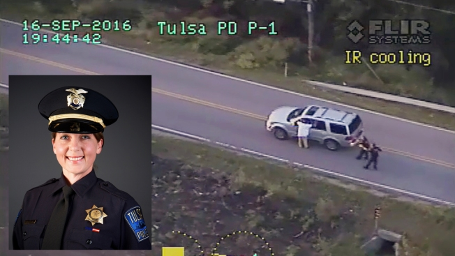 Judge Removes Fatal Shooting of Black Man From Ex-Tulsa Officer's Record