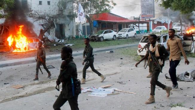 Pentagon Uses New Authority to Strike Somali Terrorist Outpost