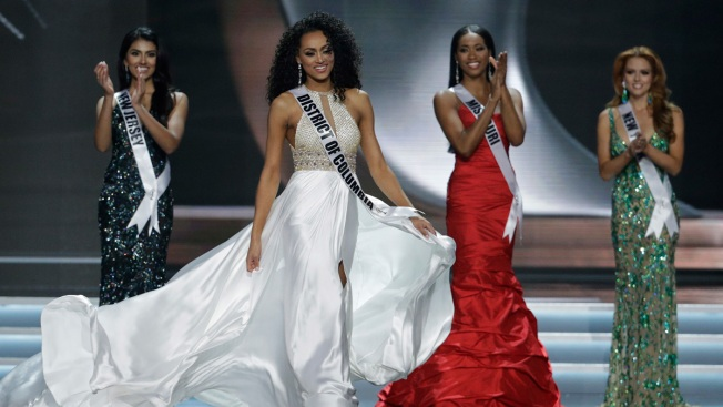 Miss USA clarifies: Healthcare 'should be a right'