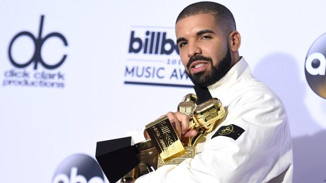 Drake Confirms Son in Newest Album 'Scorpion'
