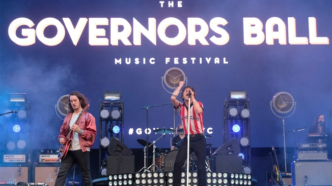 The Governors Ball Shares 2018 Lineup: Eminem, Jack White, NERD & More
