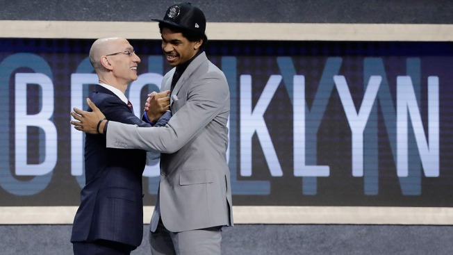 Nets grab Texas one-and-done big man Allen with 22nd pick