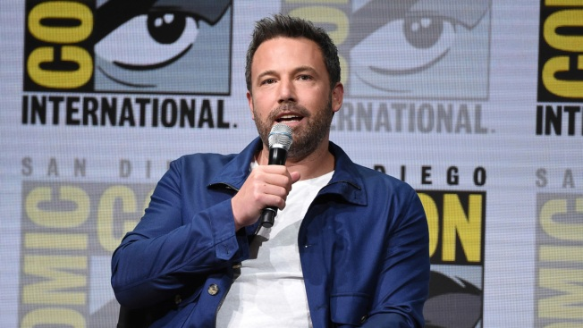 Ben Affleck Addresses Rumors That He's Out as Batman