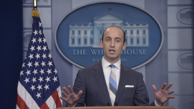 'Fire and Fury' Is 'Grotesque' and 'Fiction': Stephen Miller
