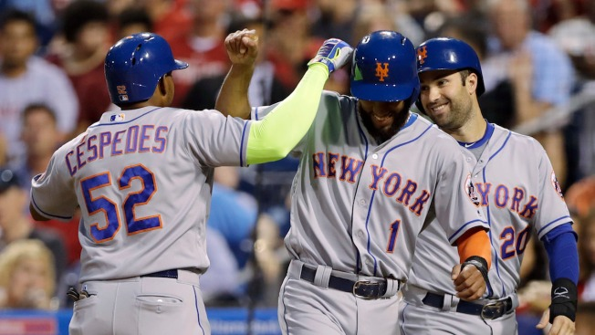 Amed Rosario's First Homer Leads Mets Over Phillies 7-6
